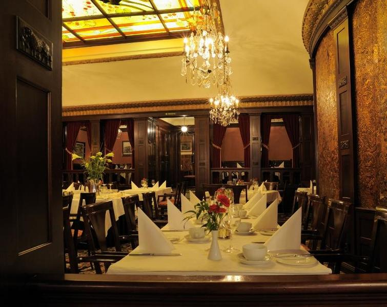Restaurant Best Western Hotel Eggers