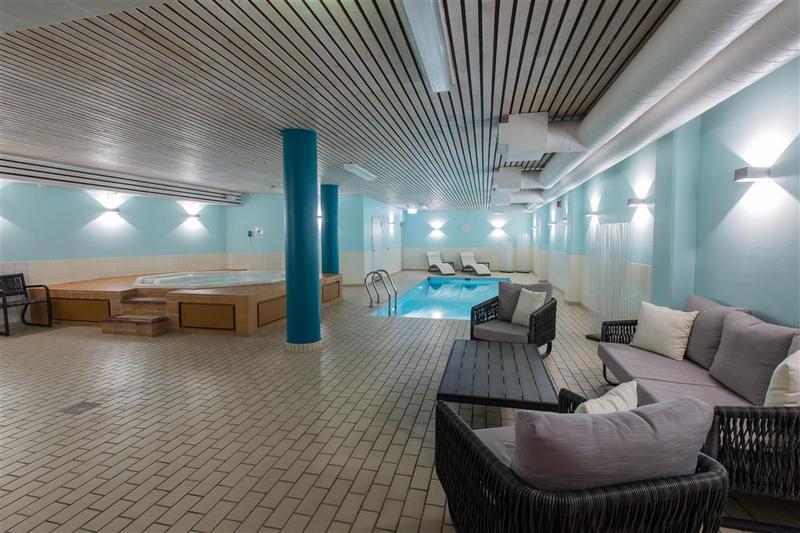 Pool Best Western Hotel Royal Corner