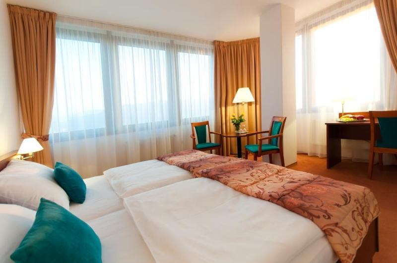 General view Best Western Hotel Vladimir