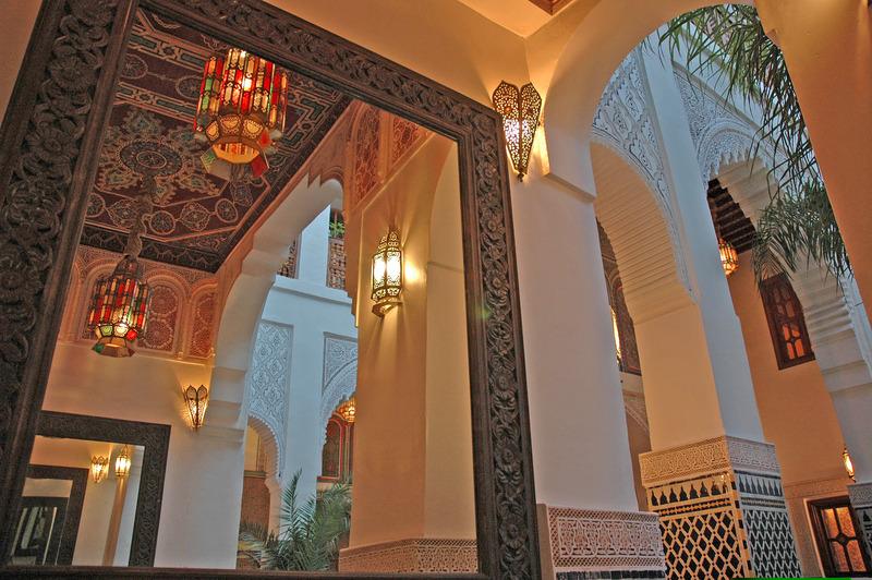 Riad Spa Esprit Du Maroc Hotel In Marrakech Morocco Marrakech