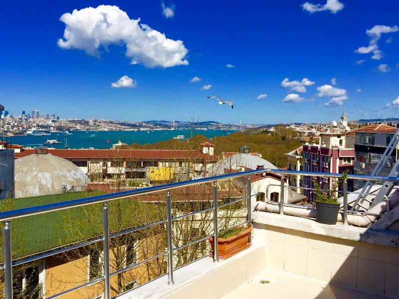 Terrace Meddusa Hotel