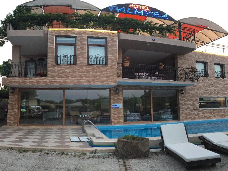 General view Dalyan Hotel Palmyra