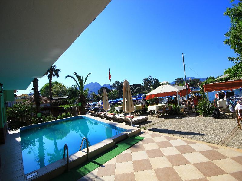 Pool Dalyan Hotel Palmyra