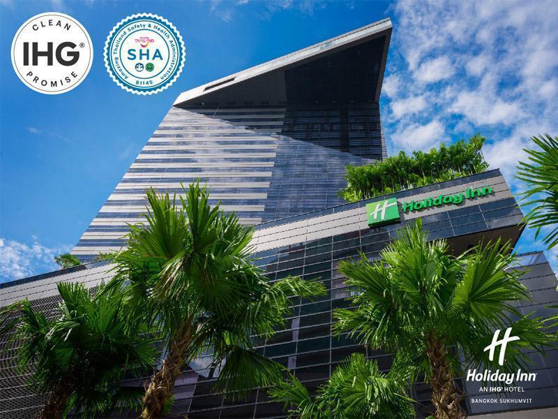 General view Holiday Inn Bangkok Sukhumvit 22
