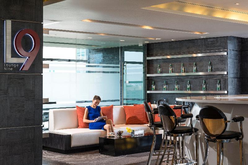 Lobby Holiday Inn Bangkok Sukhumvit 22