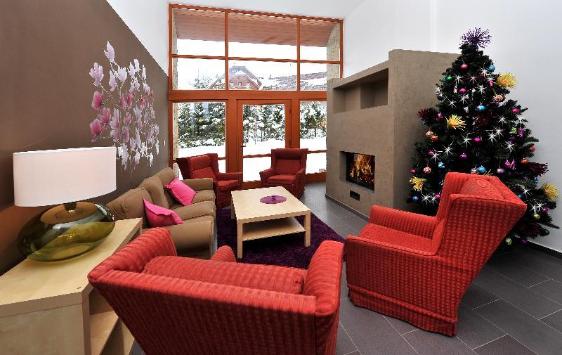 Lobby Aplend Resort Beatrice-vila Magnolia