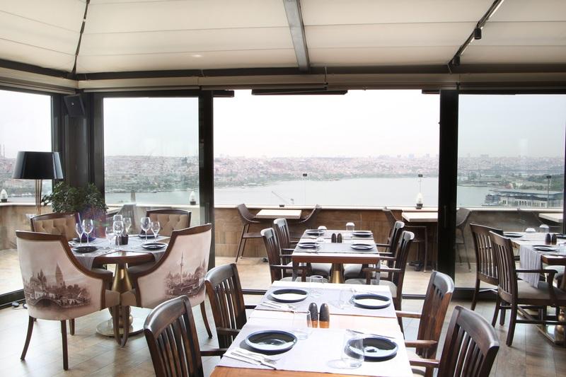 Restaurant Daru Sultan Hotels Galata