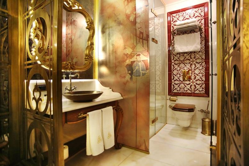 Room Daru Sultan Hotels Galata