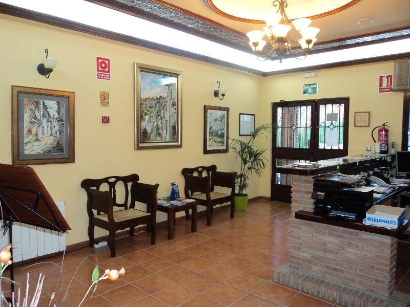 Hotel La Encina Centenaria - General - 0