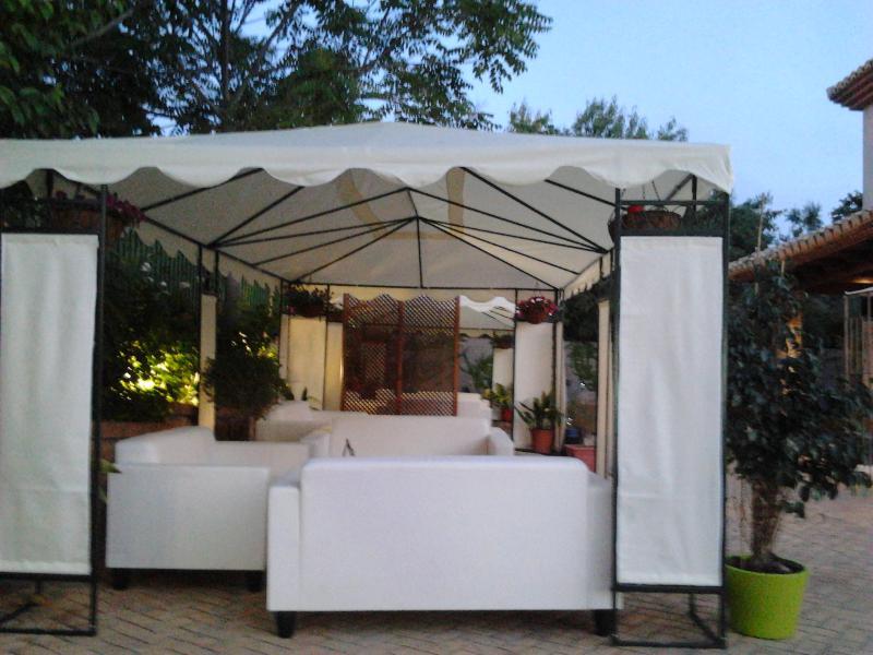Hotel La Encina Centenaria - Terrace - 11