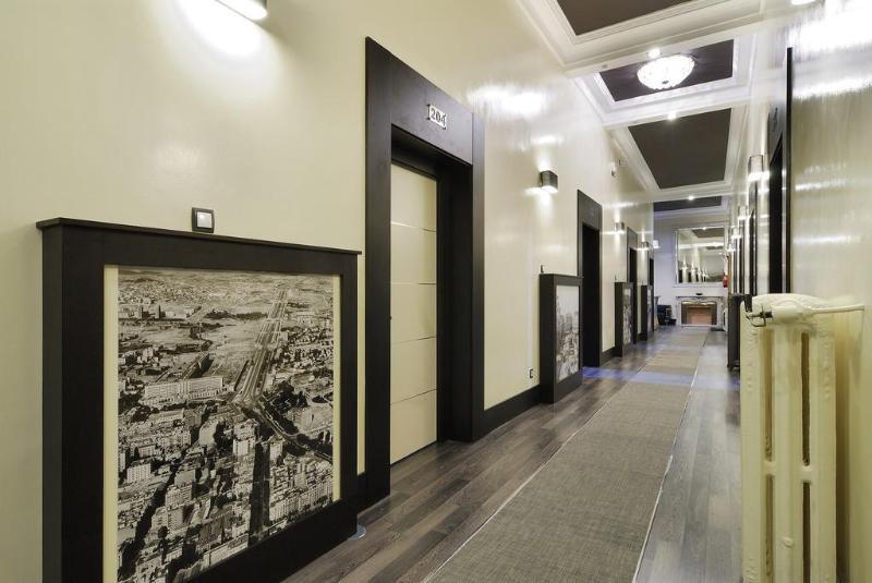 General view Hostal Alhambra Suites