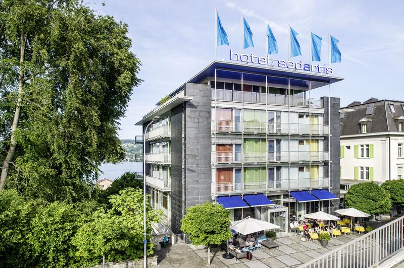 General view Sedartis Swiss Quality Hotel