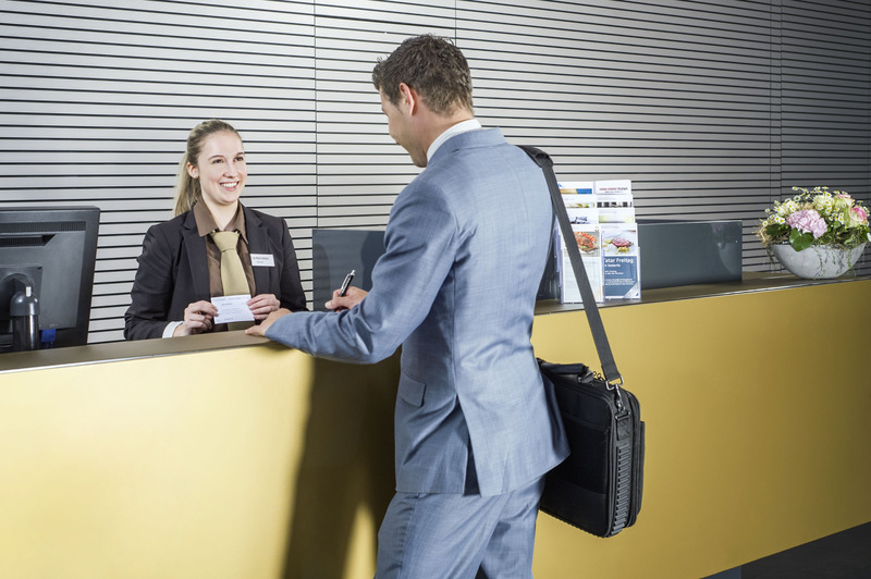 Lobby Sedartis Swiss Quality Hotel