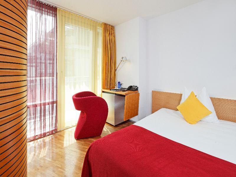 Room Sedartis Swiss Quality Hotel