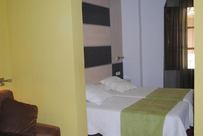 imagen de hotel Las Nieves