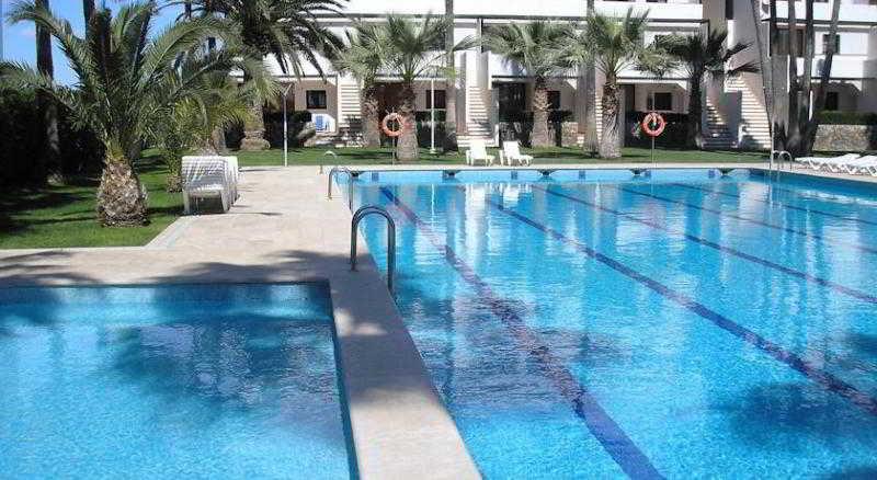 Pool Apartamentos Tamarindos Peñiscola
