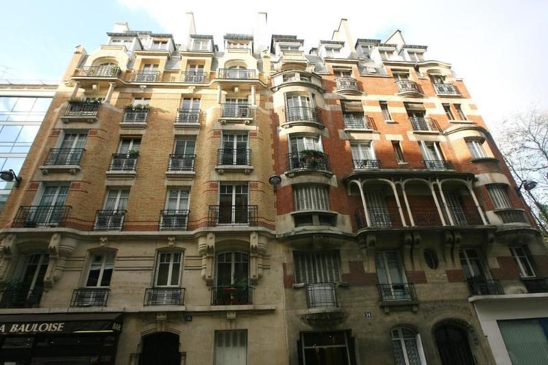 General view Appart Tourisme Paris