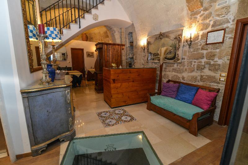 Lobby Hotel S. Andrea Degli Armeni