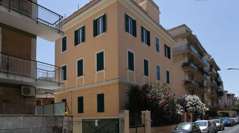General view B&b Roma Appia Davila 25