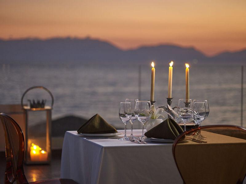 Restaurant Alas Resort & Spa
