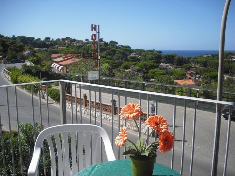 General view Hotel Villa Padulella