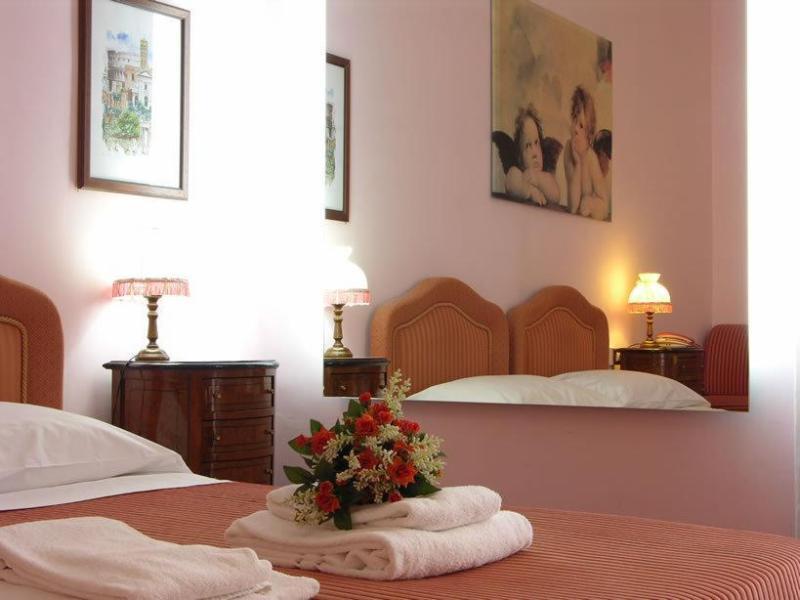 Рим - All Comfort Astoria Palace