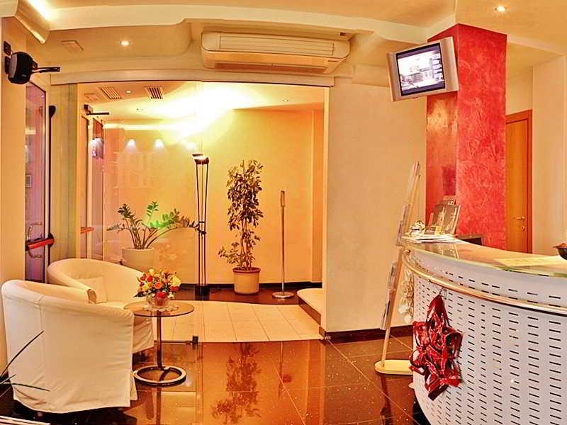 Lobby Hotel Savoia