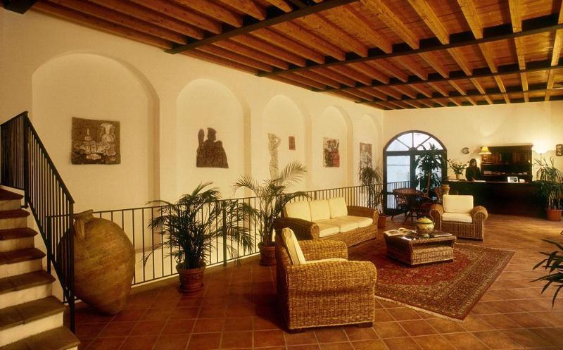 General view Hotel Locanda Del Castello