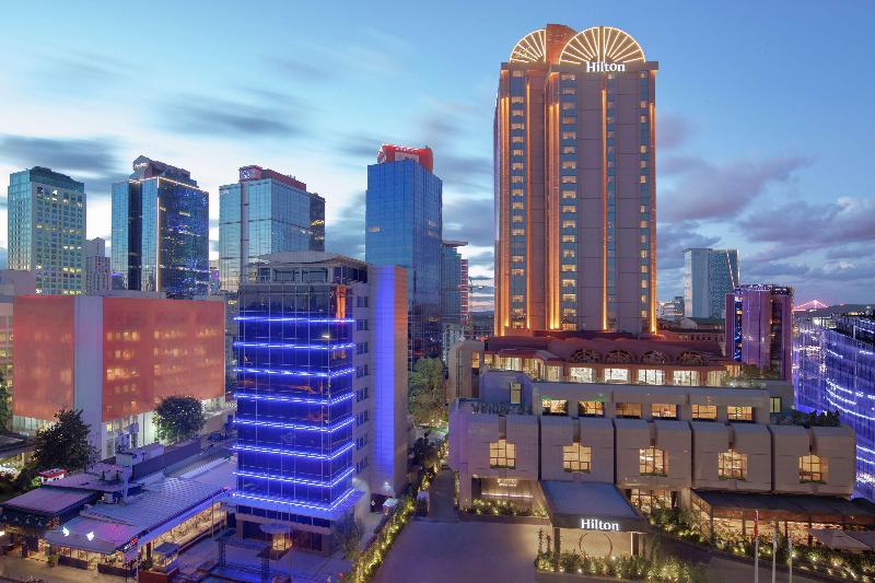 Steigenberger Istanbul Maslak - Hotel - 6