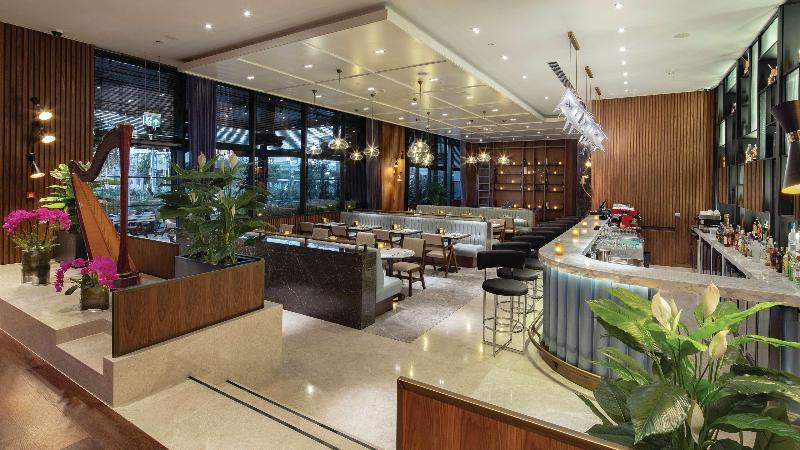 Steigenberger Istanbul Maslak - Bar - 3