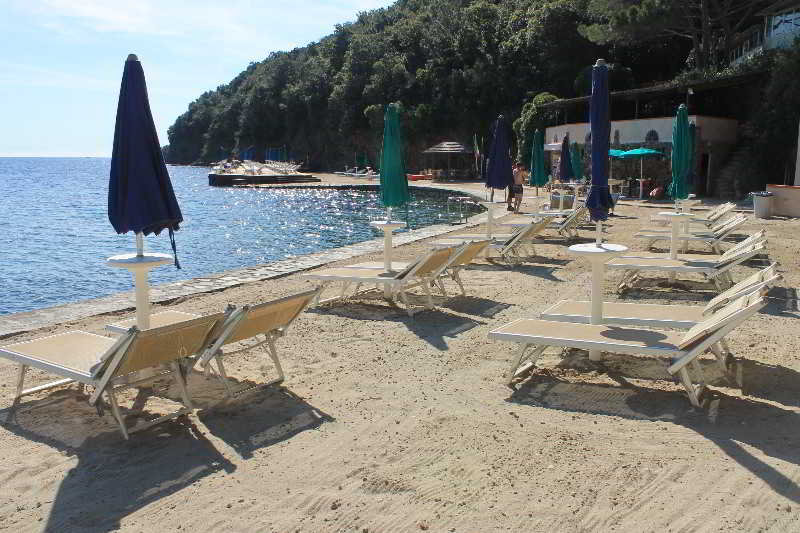 Beach Grand Hotel Elba International