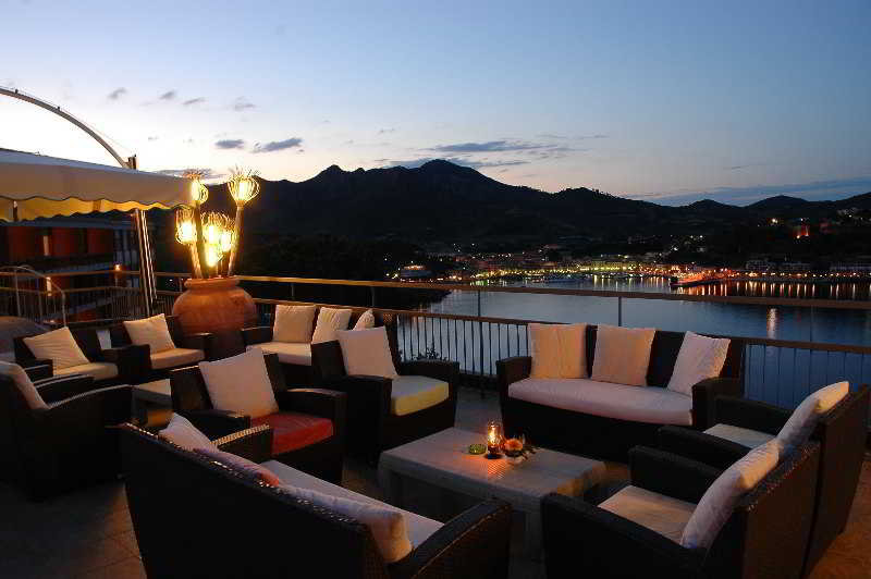Terrace Grand Hotel Elba International