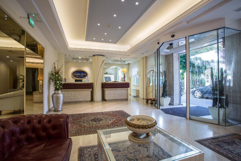 Lobby Luna Riccione E Aqua Spa