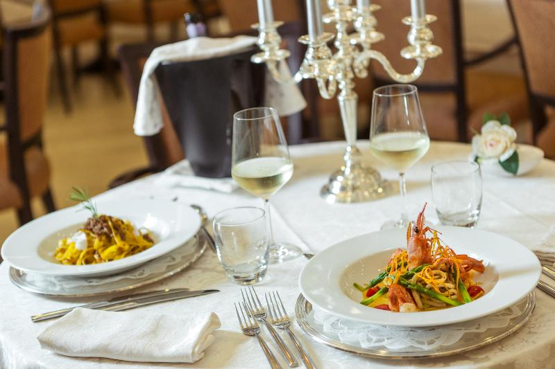 Restaurant Luna Riccione E Aqua Spa