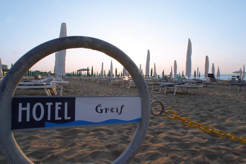 Beach Greif