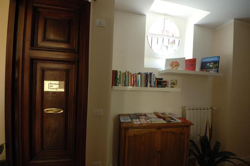 General view Residenza Dei Gracchi