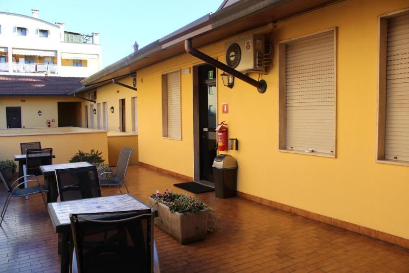 General view Hotel Al Corso