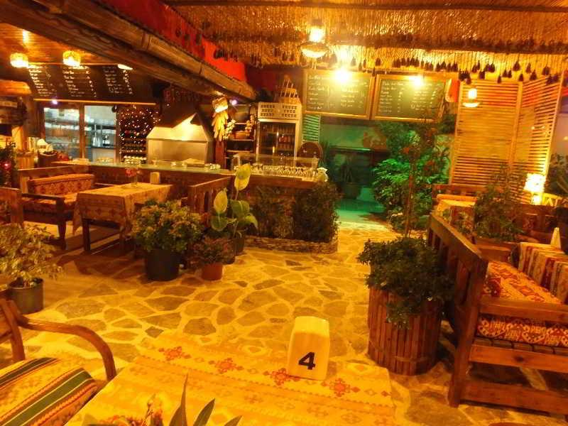 Restaurant Sato Hotel Side