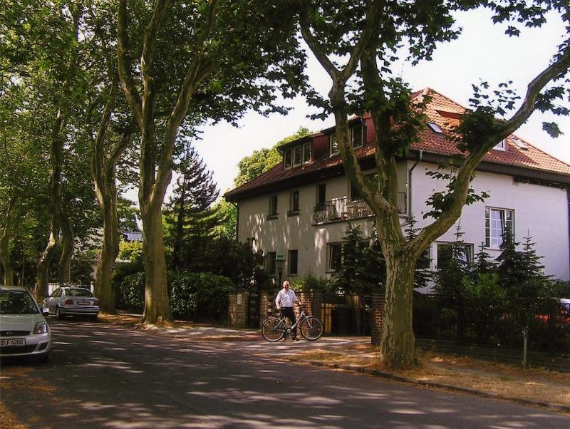 General view Apart Pension Babelsberg
