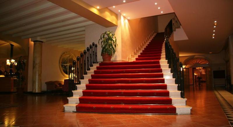 Lobby Hotel La Vega