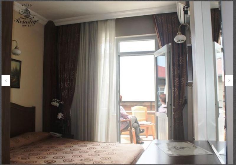 Room Fatih Resadiye Hotel