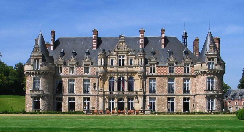 Hotel Chateau D´Esclimont - Hotel - 4