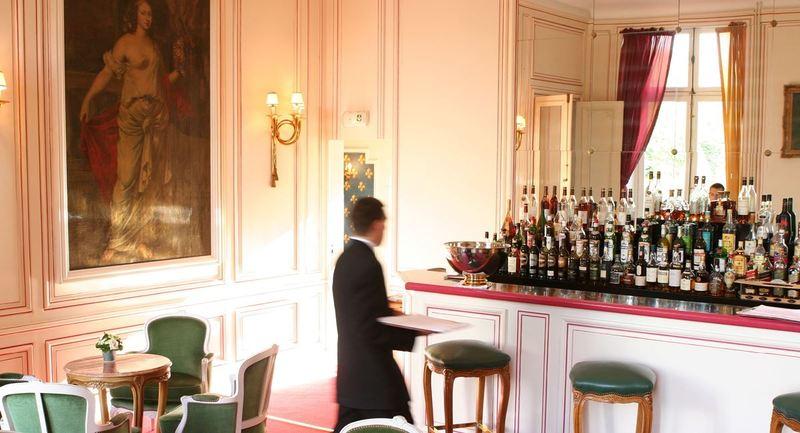 Hotel Chateau D´Esclimont - Bar - 2