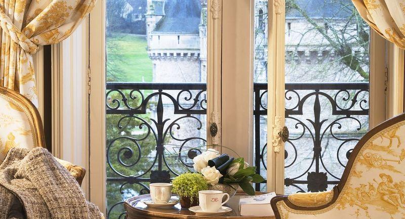 Hotel Chateau D´Esclimont - Room - 0