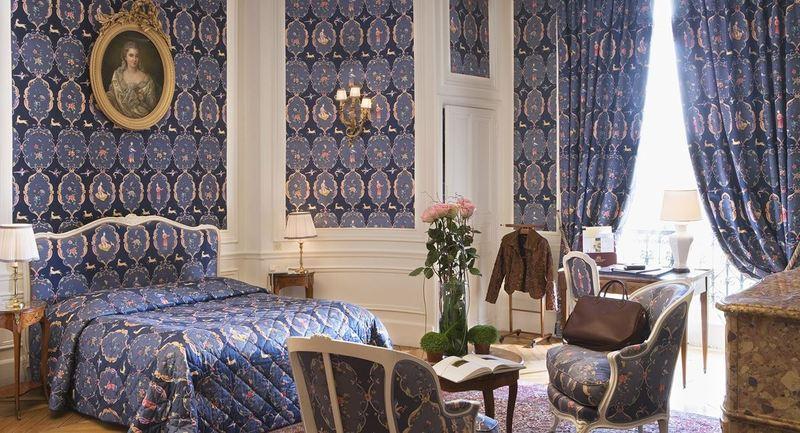 Hotel Chateau D´Esclimont - Room - 8