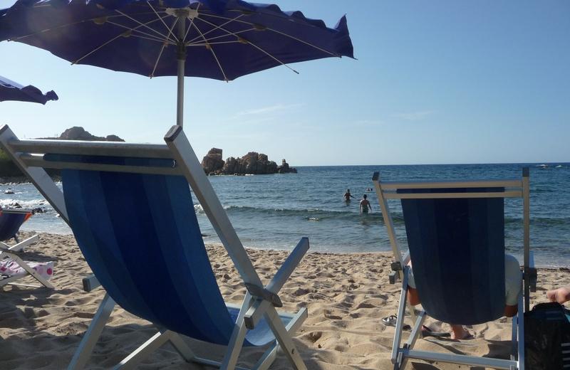 Beach Calarossa Sea View Village Residence