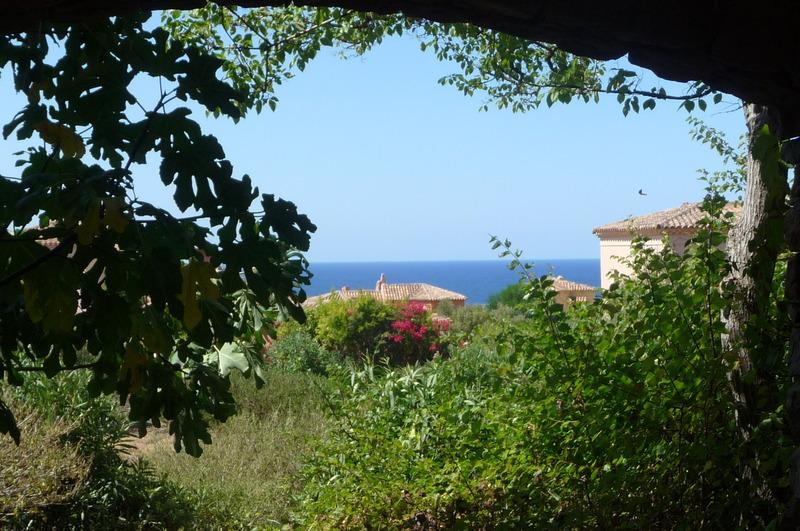 Terrace Calarossa Sea View Village Residence