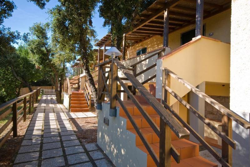 General view Hotel La Perla Del Golfo