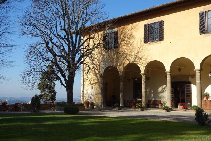 General view Villa Il Poggiale Dimora Storica