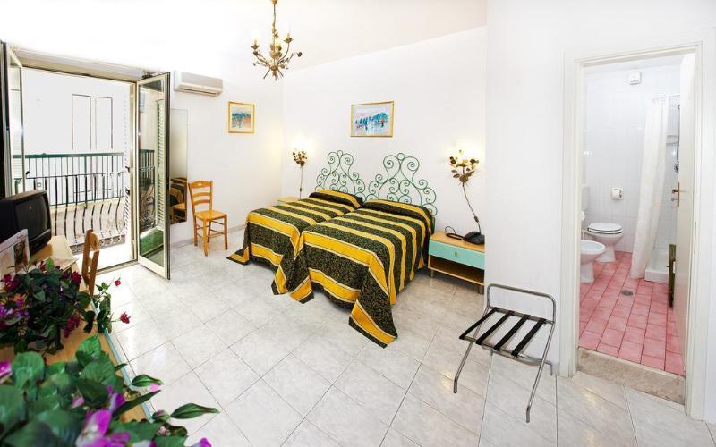 Room Hotel Da Peppe